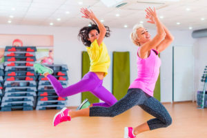 танцы диета похудение