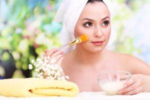 красота кожа домашние условия диета