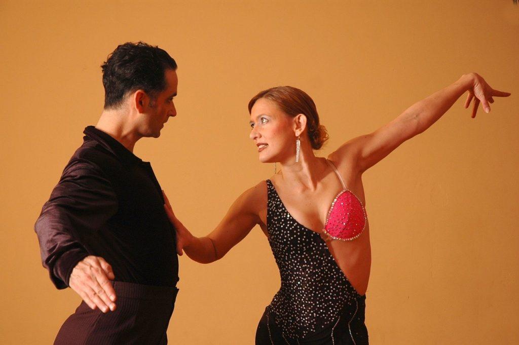 Танцы латино похудение диета