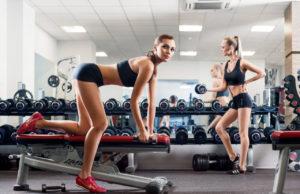 фитнес мышцы похудение тренировки тренажер