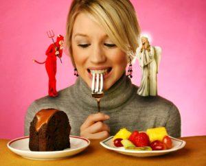 привычки питание похудение диета