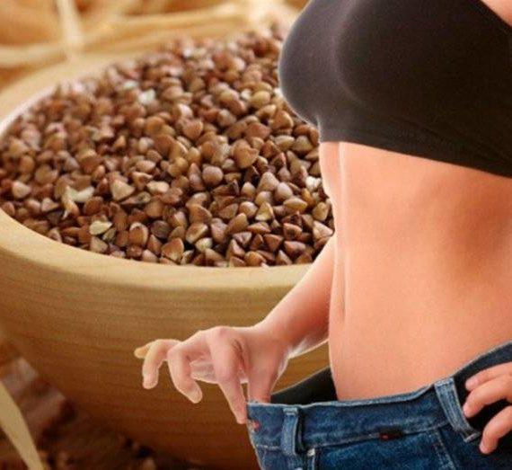 Популярная гречневая диета на 7 дней