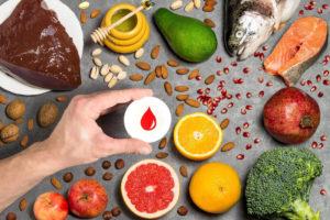 здоровое питание по группе крови